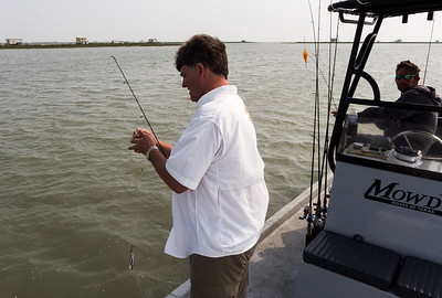 2013 Vanguard Fishing Trip