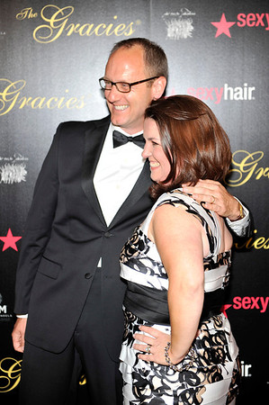 THE GRACIES 37TH ANNUAL GRACIE AWARDS HONORING THE BEST PROGRAMMING BY, FOR, AND ABOUT WOMEN EVENING GALA AT THE BEVERLY HILTON HOTEL ON TUESDAY MAY 22, 2012