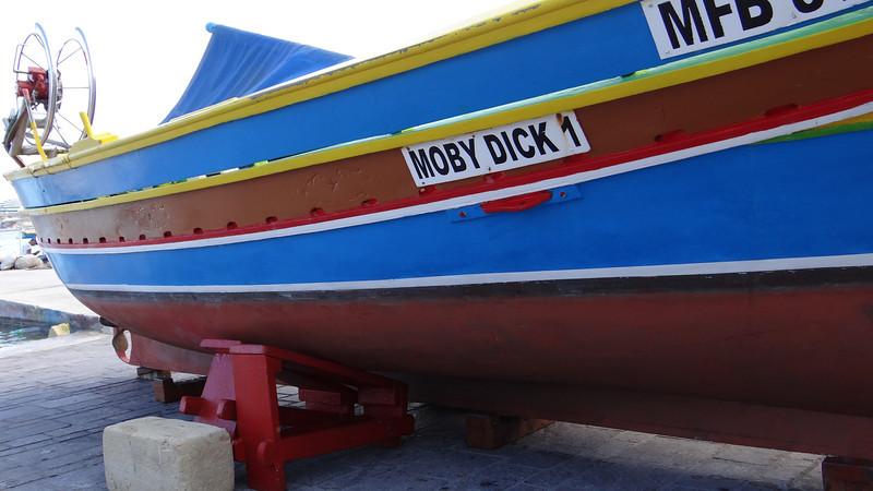 Moby Dick 1, Marsaxlokk