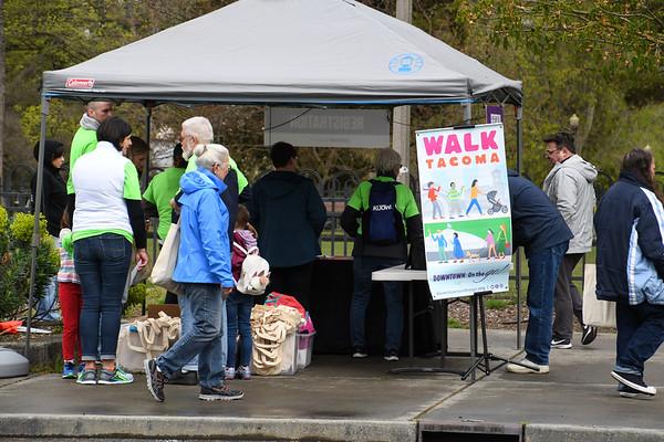 2019 Tacoma Kickoff Walk - Wright Park