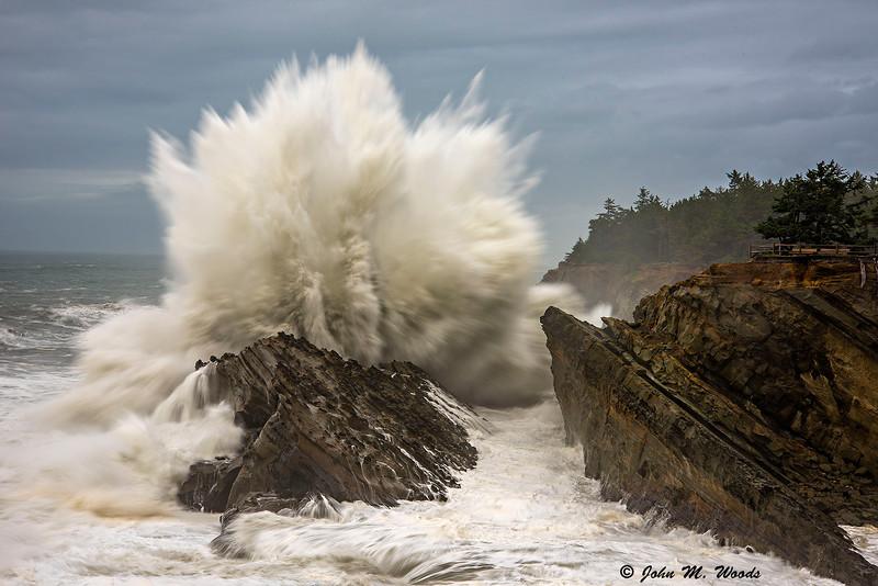 Shores Acres Storm Surf