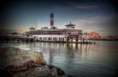 The Old Binghamton Ferry