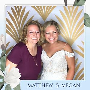 Matthew + Megan's Wedding