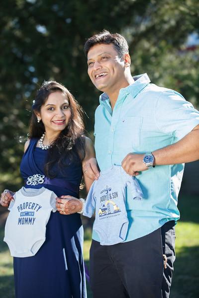 Ankit & Shreya Baby Shower