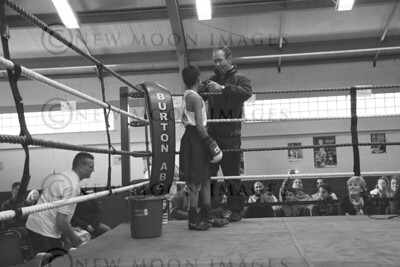 Burton Boxing Club Show 2014