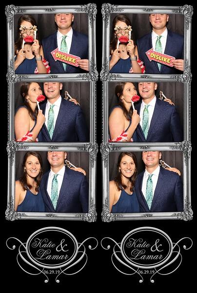 Katie & Lamar's Wedding (06/29/19)