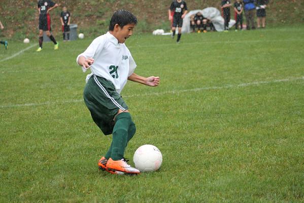 Thirds Soccer (Eaglebrook Day)