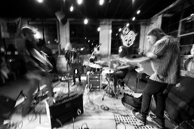The Great Dying/Royal Horses 5.9.19 Laurel, MS at Slowboat Brewery