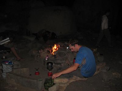 Deep Matilija, 08-16-2008
