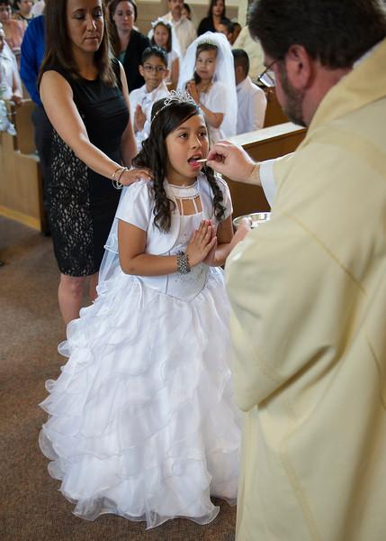 2015 Hispanic Communion