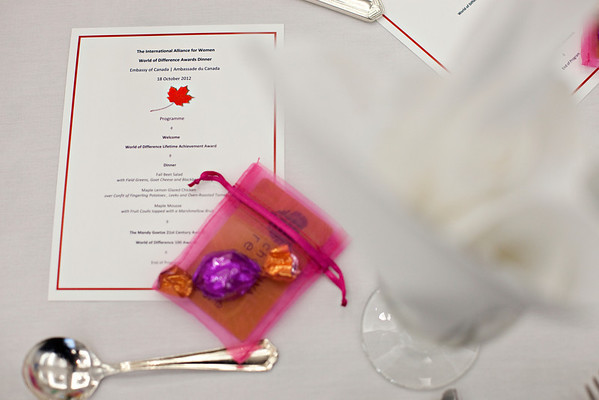 TIAW Global Forum 2012 Awards Dinner