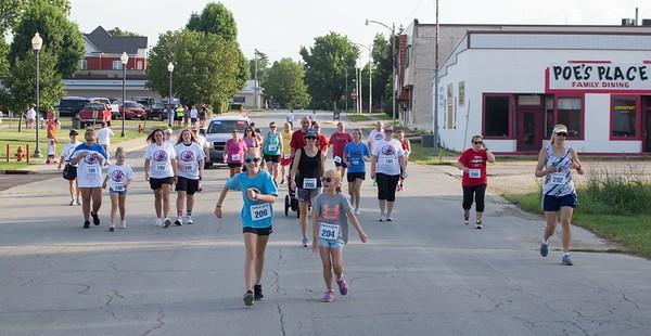 Eldon 4th of July 5K Run/Walk 2019