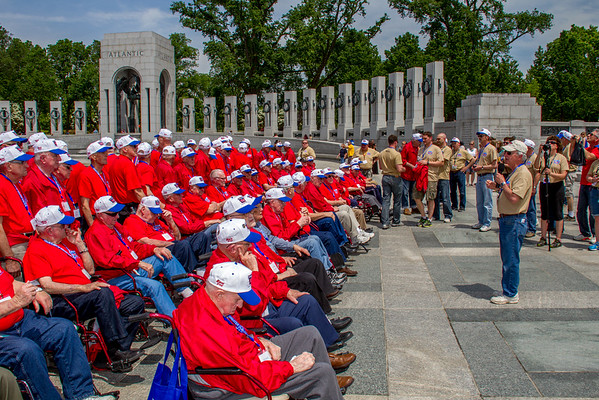 Honor Flight of Greater Dubuque #10