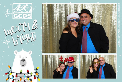 GCDS Holiday Party