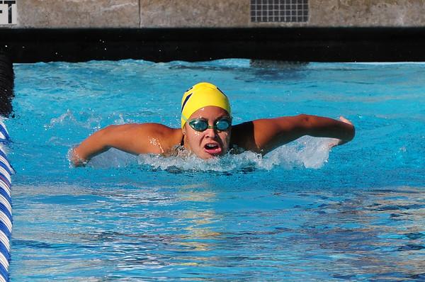 CHS Swimming 2015