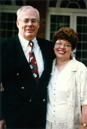 wally and janet baker family