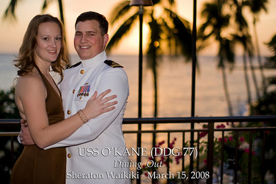 PORTRAITS - Dining Out - March 15, 2008 - Sheraton Waikiki
