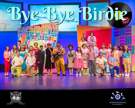 Bye Bye Birdie - Cast and Crew Photos