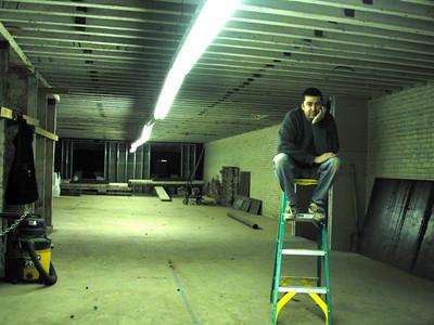 Building Manhattan Loft