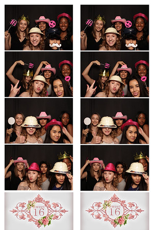 Racheal's Sweet 16 Party