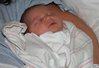 The Birth of Addison Paige