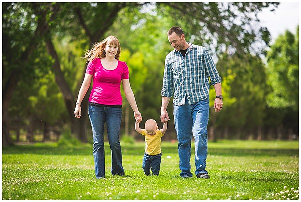 Roebuck Family Session