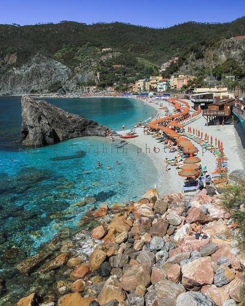 A Day At The Beach , Monterosso al Mare , Cinque Terre