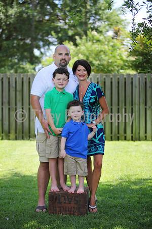 Dunn Family 2012
