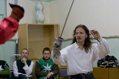 Swordmen tournament 13-10-07