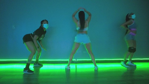 Audrey - Twerk Choreo 4-8