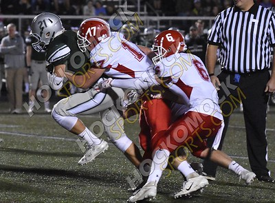 North Attleboro - Duxbury Football 11-2-18