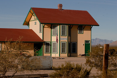 Goffs, California (populatiion 23)