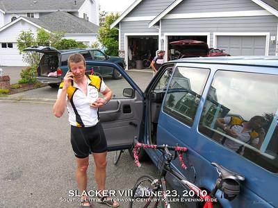 SLACKER VIII - 2010-Jun-23