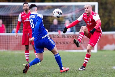 HIghgate Utd FC vs Worcester City FC 18-11-2017