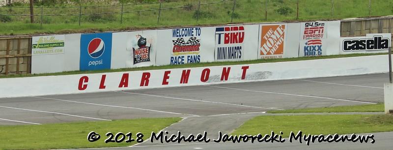 Claremont Speedway NH