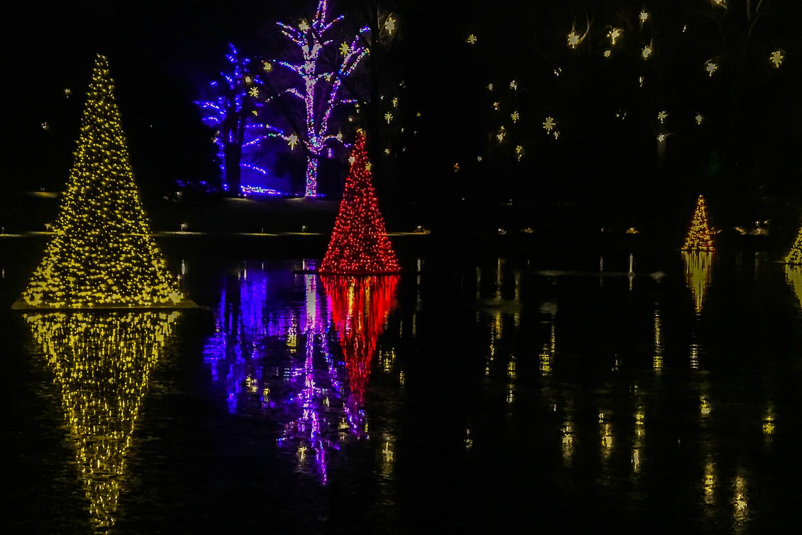 費城長木公園,那年的聖誕之日