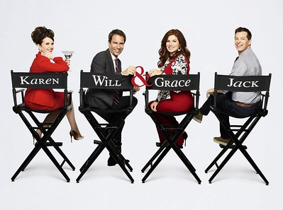 Will and Grace NBC and AT&T Direct TV