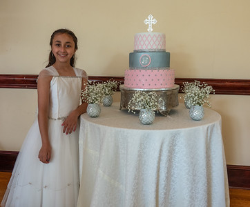 Hayley's Communion Party May 2019