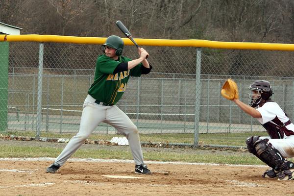 2008 Varsity Baseball
