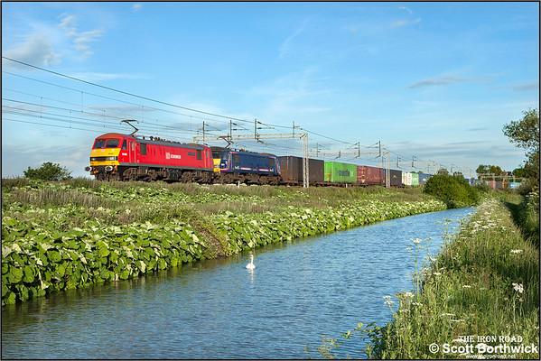 Class 90: DB Schenker