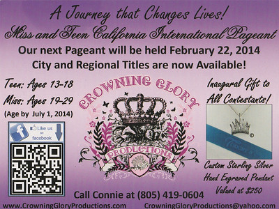 Ca. Int. Pageant