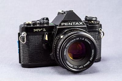 Pentax MV 1,  1980