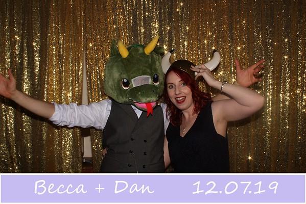 Becca + Dan