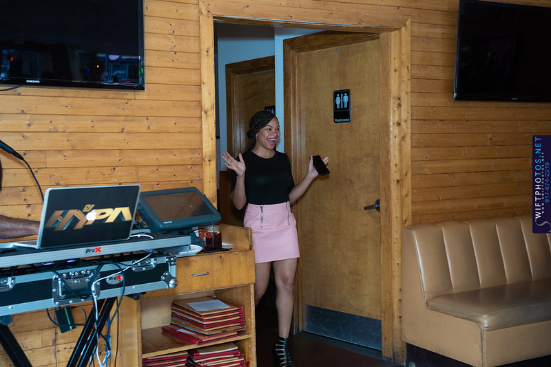 Tiffany Goode 30th Birthday party