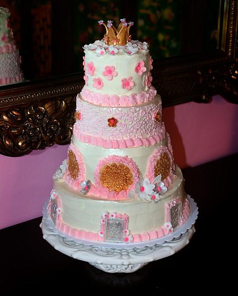 Claire's Birthday Festivities