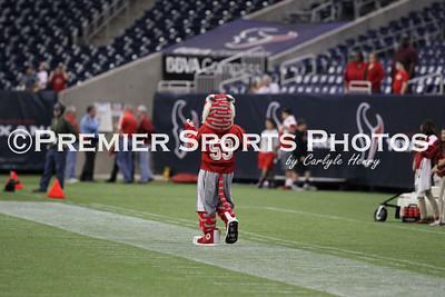 Football Playoff Area - Deer Park vs. Fort Bend Travis 11/24/2012
