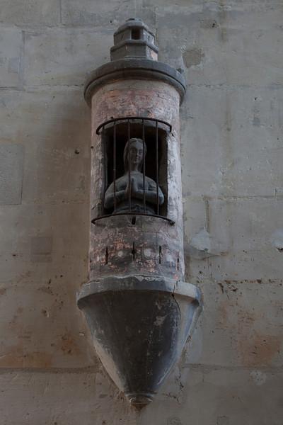 Gisors, Saint-Gervais-Saint-Protais Church Saint Barbara