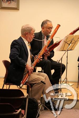 Cape Cod Chamber Ensemble • harwich, ma • 1 . 12 - 2013