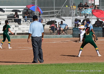 PVHS VAR softball vs Holtville HS - Win 2018