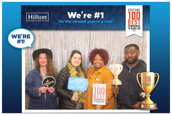 Hilton GPTW Celebration 2.18.20